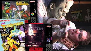 Frankenstein - Angry Video Game Nerd - Episode 58