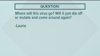 Will coronavirus mutate and come back? Answering more questions