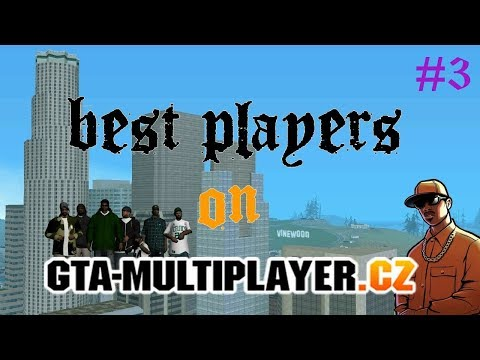 Best Players On GTA-MULTIPLAYER.CZ #3