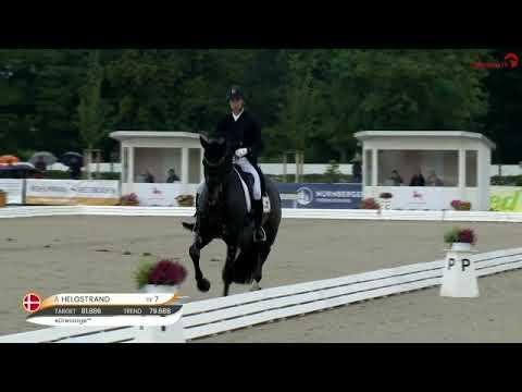 Andreas Helgstrand renonce aux Championnats danois avec Jovian