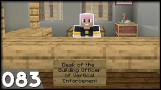 Hermitcraft 7 | Ep 083: Building Officer of Vertical Enforcement!