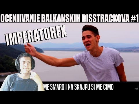 OCENJIVANJE BALKANSKIH DISSTRACKOVA - ImperatorFX - G-Bros Disstrack