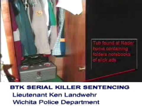 BTK Sentencing Hearing - Landwehr's testimony