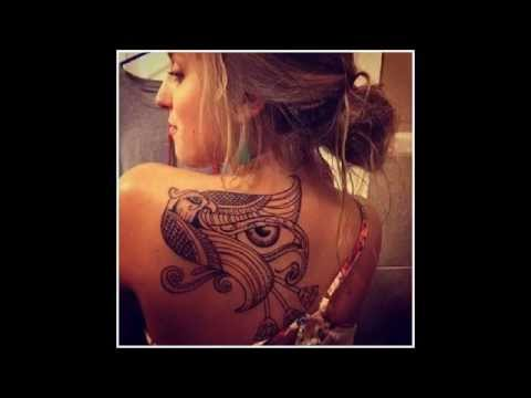 40 Timeless Images of Egyptian Tattoos