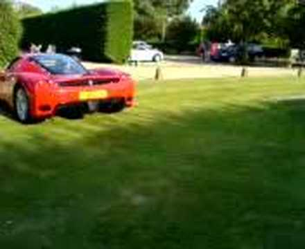 Ferrari Enzo & F40