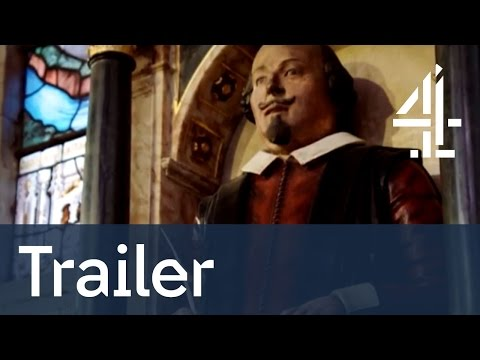 TRAILER: Shakespeare's Tomb | Saturday 8pm | Channel 4