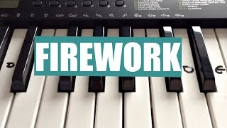 Firework Katy Perry Easy Keyboard Tutorial With Notes Right Hand.mp3