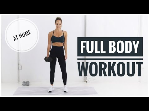 full-body-strength-//-at-home-workout