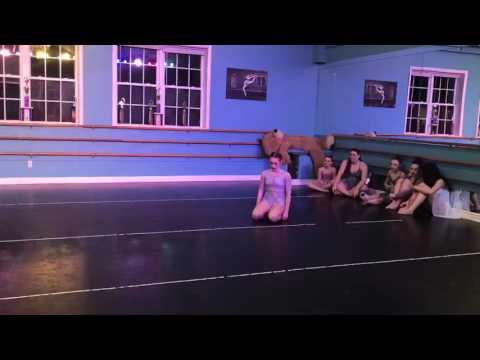 Manhattan contemporary dance solo Sara Bareilles