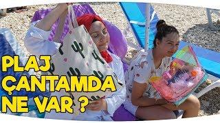 Deniz Kum Güneş Plaj Çantamda Ne Var?   YAZ TATİLİMİZ 2019   Fenomen Tv Yaz, Tatil, Havuz