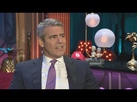 Andy Cohen Says He's 'Worried' After Kenya Moore's Pregnancy Announcement Exclusive