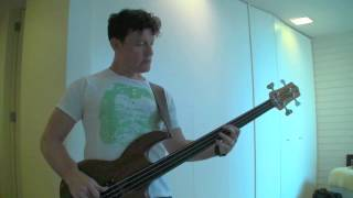 Japan - Visions of China - bass cover - Kristian from El Ten Eleven