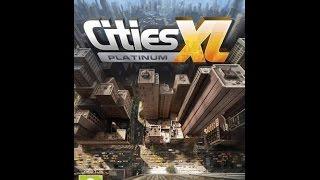 Cities XL Platinum (2013) Знакомство с игрой.