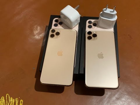 IPhone Pro Max Chinese Version Vs IPhone Pro Max European Version
