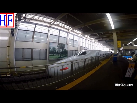 Japan | Shinkansen (Bullet Trains) | Travel Guide