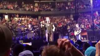 Pearl Jam 24th Birthday Statement, part 1, Denver, Colorado, October 22, 2014. PJ24