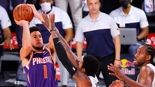 Devin Booker Game Winner vs Clippers! 2020 NBA Restart