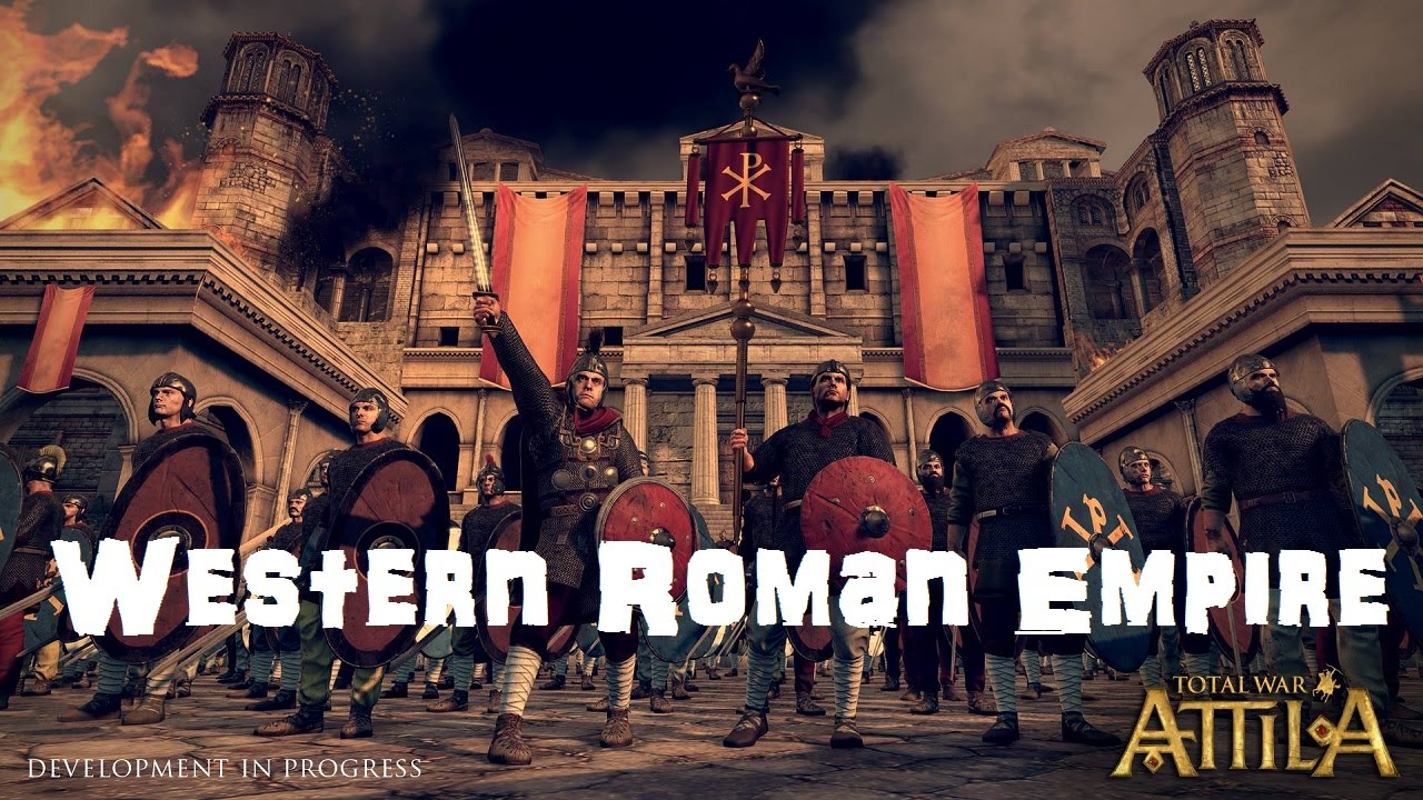 the western roman empire the Less than two centuries after the roman empire was split into east and west, the west fell.