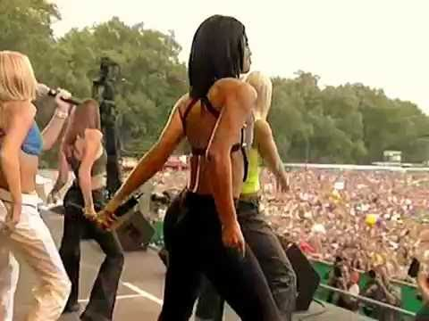 S Club 7 - S Club Party (HQ-Live at Party in The Park 1999)