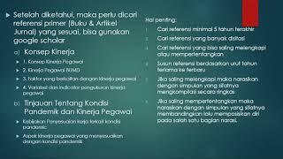 Webinar Kota Metro - New Normal Ibu dan Balita Sehat No Stunting.