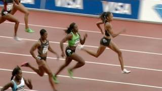 Allyson Felix takes 200m in New York - from Universal Sports