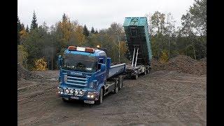 Scania R500 6X2 \8/ Sound Tipping