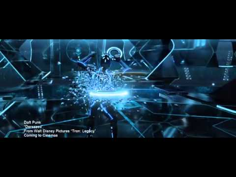 TRON Legacy - Derezzed Video (Feat. Daft Punk)