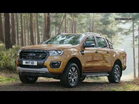 Ford Ranger Wildtrak 2019 Exterior Interior and Drive