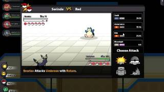 Hacking Red at Victory Road - Pokémon Revolution Online