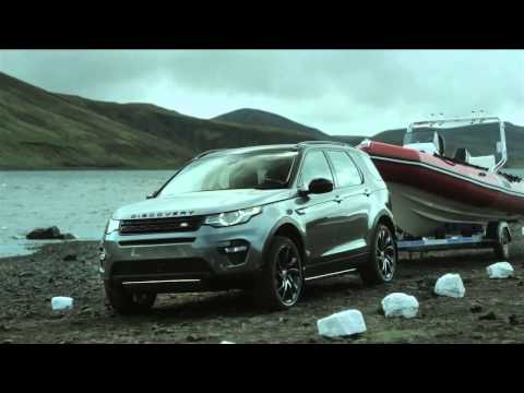 Land Rover New Discovery Sport - Accessories | Ridgeway Land Rover
