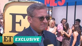 EXCLUSIVE: Steve Carell Reacts to Being the Internet