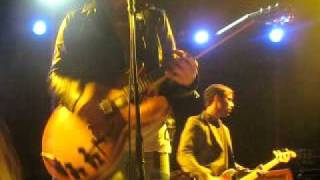 The Cribs - We Were Aborted [Live NYC 11/13/09]
