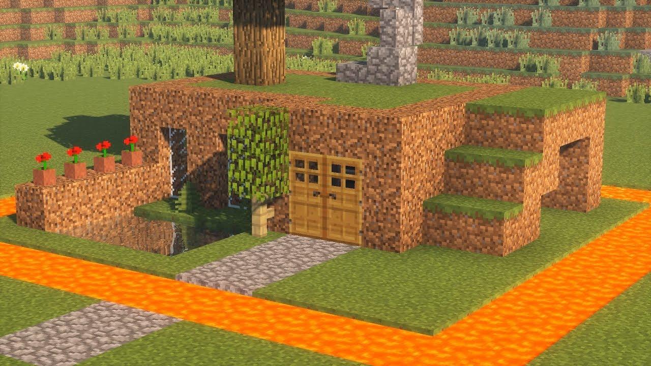 Как сделать землю в майнкрафте фото 589