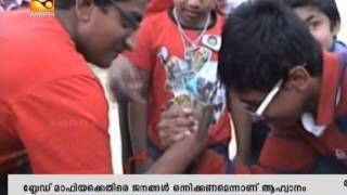 Tharavadu Riyadh Sports 2014 Amrita News