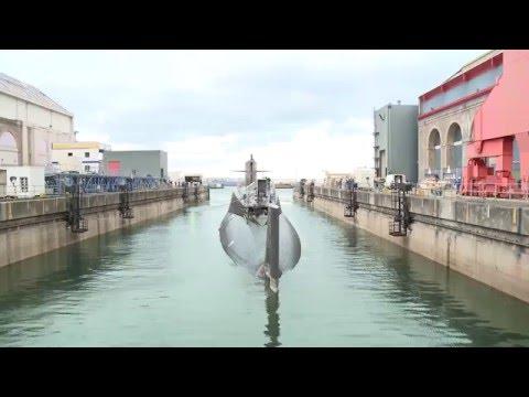 Sécurité nucléaire sur la base navale de Cherbourg