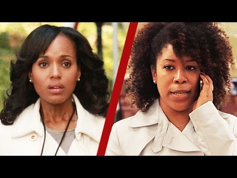 Things Olivia Pope Does That'd Be Weird If You Did Them
