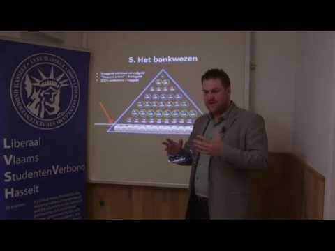 Het probleem met ons monetair systeem - Brecht Arnaert