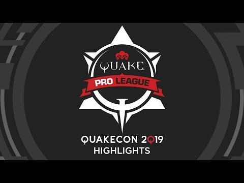 Quake® Pro League - QuakeCon 2019 HIGHLIGHTS!