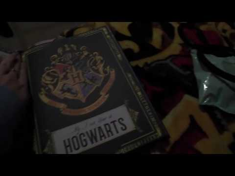 A Look at the Hogwarts A Cinematic Year Book Annual