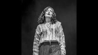 Lorde AkA Ella Marija Lani Yelich O'Connor