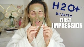 H20 Beauty First Impressions | JessicafitBeauty