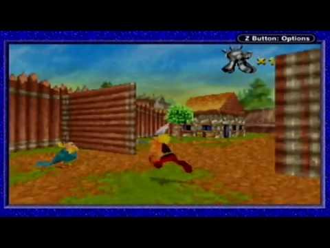 Asterix & Obelix XXL [GBA] - Gameplay  