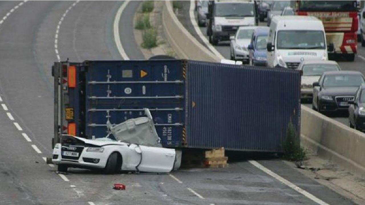 Car Crash Compilation Usa