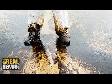 Delinquent $13.8 Billion Pipeline Company Receives Minor Fine For Major Oil Spill