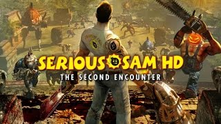 Serious Sam - The Second Encounter Music (OST)