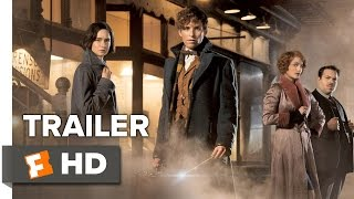 fantastic beasts and where to find them official announcement trailer 1 2015 hd