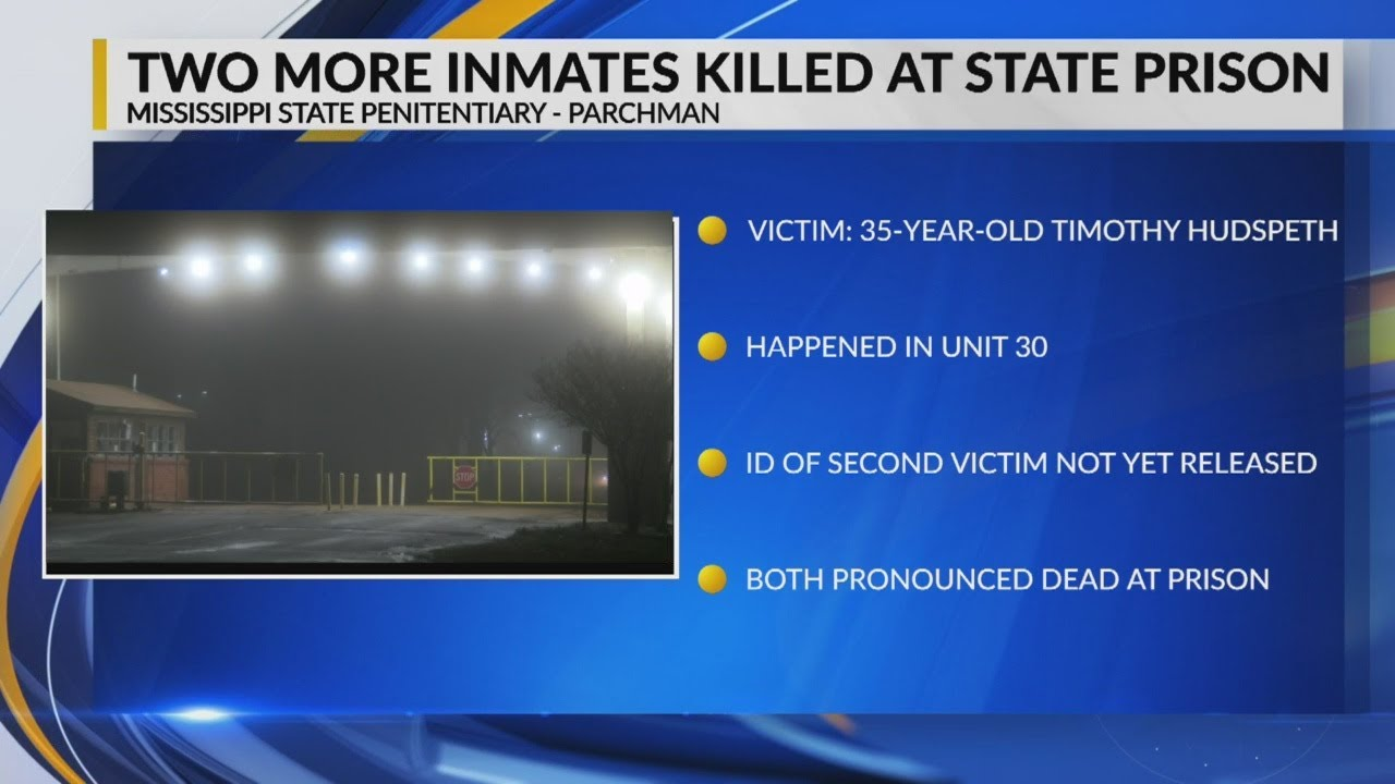 Two more killed at state prison