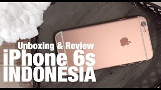 Unboxing & Review iPhone 6s Indonesia - iDevice.id