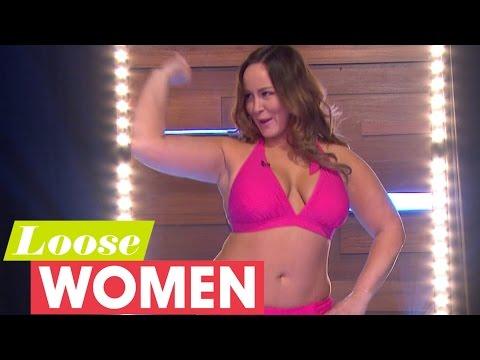 Chanelle Hayes Reveals Her Bikini Body   Loose Women