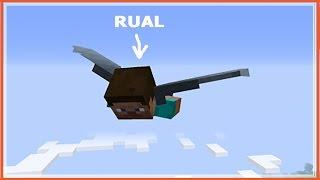 Minecraft. ИЩЕМ КРЫЛЬЯ ИЛИ КАК ЛЕТАТЬ В МАЙНКРАФТЕ выживание 36